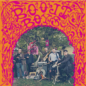 Booji Boys - Self-Titled